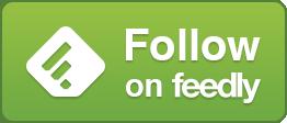 feedly登録ボタン