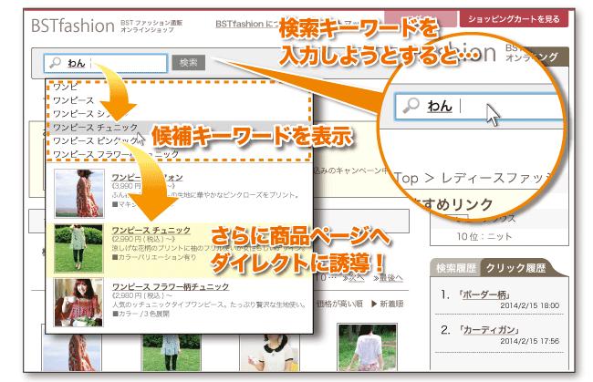 ユーザに選ばれる、近道できる「サイト内検索」とは?