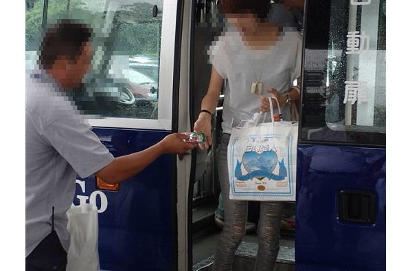 成田・関西・中部空港近郊のパーキングで配布可能!空港を利用される方への手渡しサンプリング