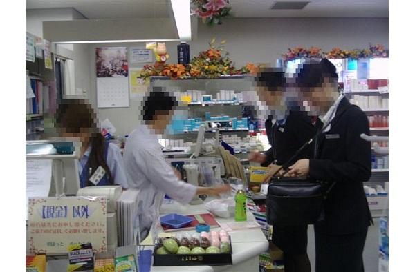 空港勤務・客室乗務員・整備士など航空会社職員に手渡し可能!成田・羽田空港内生協サンプリング企画