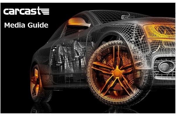 車好きの人のためのキュレーションメディア「carcast」媒体資料