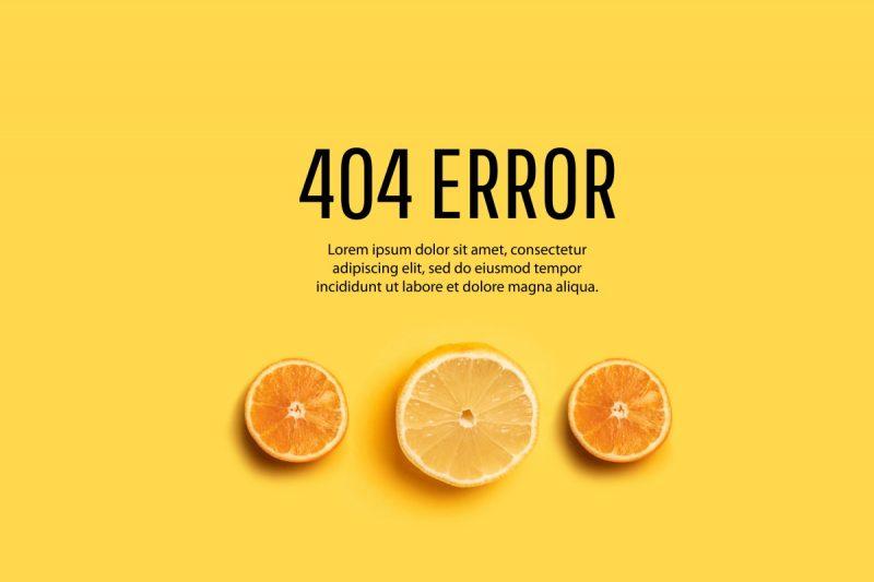 404エラーとは?エラー原因や対応方法について解説