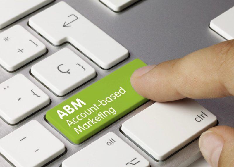 ターゲット の顧客から売上を最大化するためのABMというマーケティング戦略